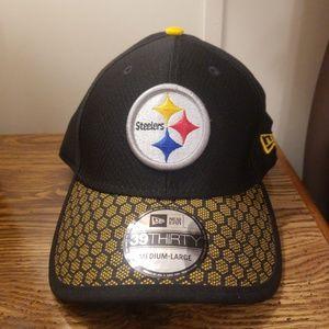 Pittsburgh Steelers NFL New Era 39THIRTY FlexFit S